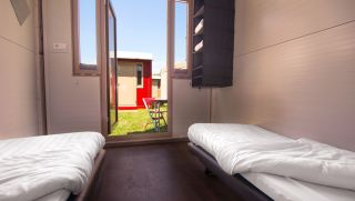 Sunfields Deluxe Cabins - from € 360,00